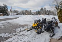 Clam Lake Winter Weekend / Clam Lake, Wisconsin is located in the heart of some of Northern Wisconsin's best snowmobile trails. Thank you to all the riders who stay and stop in our small community while riding the snowmobile trails! We thank you! / by Clam Lake Property Management LLC