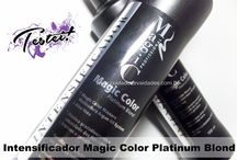Resenha: Intensificador Magic Color Platinum Blond