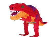 Θέμα δεινόσαυροι / Θεματικά πάρτυ και πινιάτες σε θέμα Δεινόσαυροι