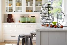 Kitchen designs and decor / by Candice Heart