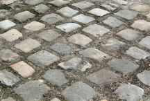 Reclaimed Cobbles and Setts / Some of the projects that have used our cobbles