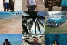 TRAVEL NOIRE / Brown people around the