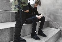 Teen boy fashion