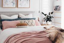 Bedroom palettes