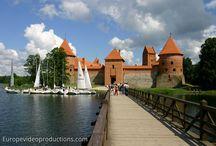 Tourismus in andere Länder / Tourismus-, Reisefotos und Videos in andere Länder: Ungarn, Baltikum etc...