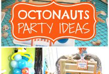 Octonauts Party / by Lyonel Lambert