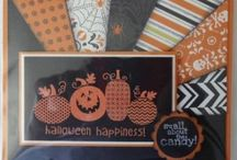 CARDS - Halloween / by Jeanette Cloyd