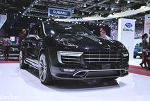 GENEWA 2015: TECHART PORSCHE CAYENNE / Choć niezmiennie krytykowany za rozmienianie magii Porsche na drobne, to właśnie on stoi za dobrą kondycją firmy z Zuffenhausen. Jest też popularną bazą dla modyfikacji przeprowadzanych przez wielu tunerów. Najnowsza generacja Cayenne jeszcze TECHART już przedstawił swoją własną wizję, jak powinna wyglądać!  Więcej informacji: http://gransport.pl/blog/genewa-2015-techart-porsche-cayenne/