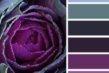 Colores de Invierno / Inspiración para bodas en invierno