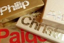 Gift wrap crazy...I am!