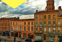 Ô Toulouse / Suivez-moi à Toulouse !  #Toulouse #VisitezToulouse #SavourezToulouse #FêtezToulouse #TourismeHG #HauteGaronne #TourismeOccitanie #Occitanie #France