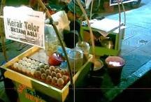 Indonesia Food / Makanan khas Indonesia
