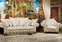 Фрески ОРТО / Фрески ОРТО создадут в доме неповторимую атмосферу благородной старины и станут изысканной деталью внутреннего убранства. Материал фресок производится вручную. Изображение наносится на современном оборудовании при постоянном контроле качества!