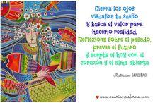 Mis carteles www.mariancisterna.com / Frases positivas y buen rollo