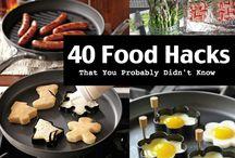 Food Tips and Hacks