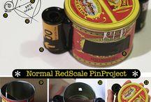 Pin hole cameras & photgraphy
