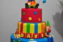 tortas infantil