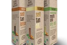 #TanOrganicProducts / Take a look into the product range from The FIRST and ONLY Eco Certified Organic Tanning Brand In The World...