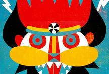 Design | Graphic // Illustrations / by Fernanda Cajado