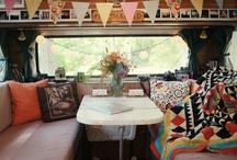 A I R S T R E A M S / Airstreams and other campers.  / by GIRLS PEARLS & POWDER
