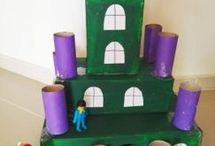 Castle craft and project