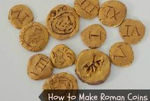Roman Primary Topic / Ideas and inspiration for Roman topics for primary children.