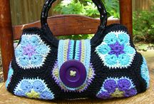 ★ CROCHET ★ Bags / by Nienke