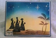 Wise Men From Afar Stampin Up
