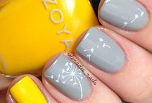 Nails / by Audrey Mongrain