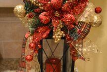 Arreglos floralesde Navidad