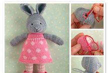 Knit:Bunny Girl