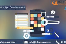 Best Hybrid Mobile App Development With Ionic Framework USA / Infograins is a best #Hybrid #mobile #app #development company. Our full-fledged hybrid mobile app developers are guaranteed to create and develop the first-class hybrid mobile app framework according to the needs and preferences of customers. We follow the standard guidelines of hybrid mobile app development with ionic and never follow any shortcuts.