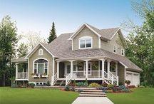 Homes / by Diane Longworth