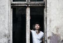 Mateusz Płocha  / JA :)  #photography #wrocław #aktor #improkracja #fotografia #style #mens wear #mens fashion