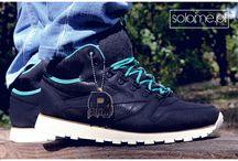 Reebok Classic Męskie / Stylowe sneakersy z kultowej kolekcji Reebok Classic w stylu retro kicks.