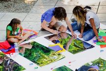Kids Day / Let's learn art through the 20th Century Artists!