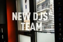 new djs' team / Social events, parties & happenings | audiovisual equipment | wedding djs