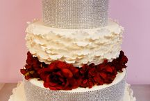 Wedding/bridal shower Cakes