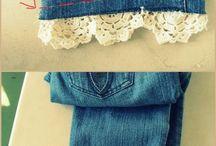 Átalakított ruhák