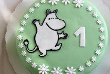 Muumi-kakku