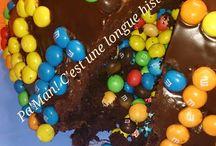 Gâteaux bonbon