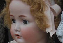Antique doll / Куклы антикварные / Antique porcelain doll / Антикварные фарфоровые куклы