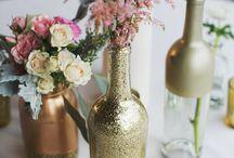 Золотая свадьба. Gold wedding