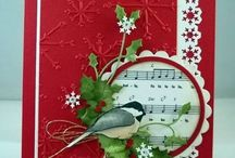 christmas cards / by Kathy Walberg