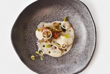 Plates for chefs