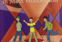 Math Children's Books / Literature for sharing math and stories with children