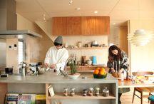 kitchen|キッチン / キッチンをまとめたボードです。