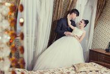 PRE-WEDDING PARTY FOR THE BRIDES /  Генеральная репетиция свадебного дня