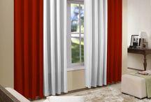 ideias para cortinas da sala