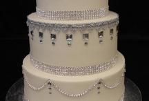 Bling cakes